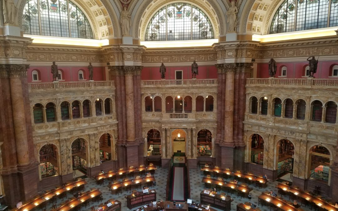 What is a Library of Congress Control Number — and how do authors get one?