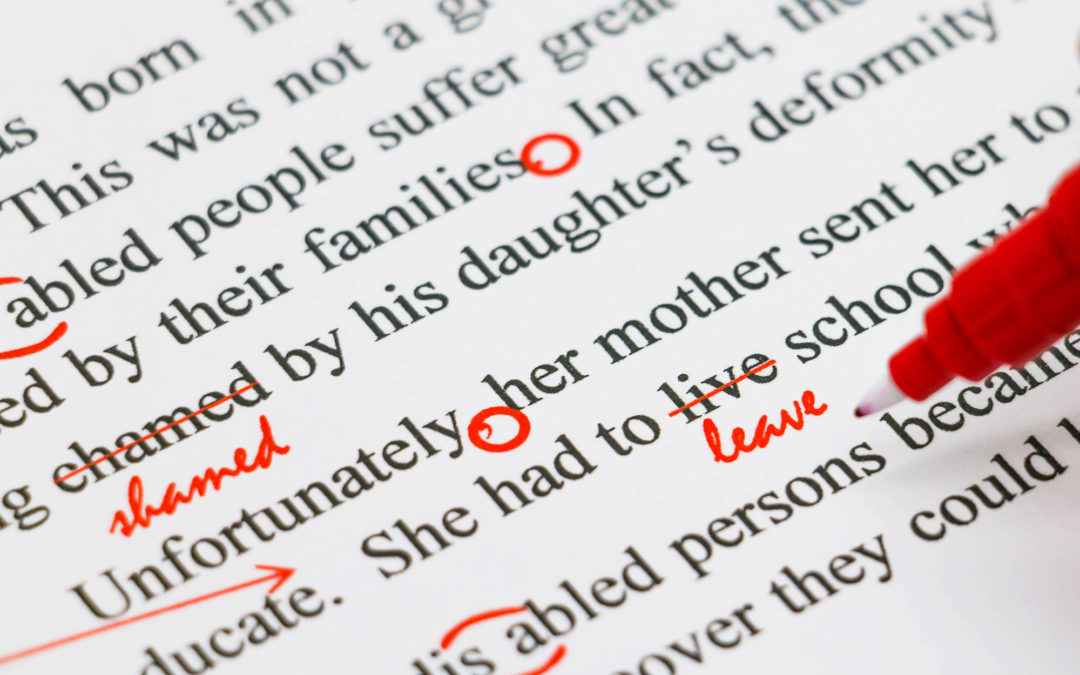8 Proofreading Tips for Error-Proof Work